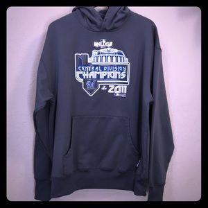 Brewers 2011 champion hoodie. Men's L